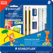 Colouring Set Staedtler small Special Pack Noris Club