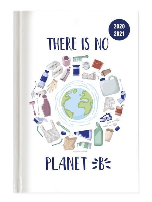 Formato 10x15 cm Settimanale 224 pagine Alpha Edition Diario Agenda Scuola Collegetimer 2020//2021 Hakuna Matata