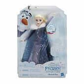 Frozen. Singing Elsa Fashion Doll