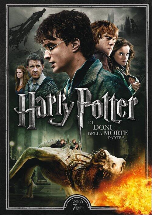 Harry Potter E I Doni Della Morte Parte  Edizione Speciale Dvd Libraccio It
