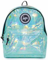 Zaino Hype Mint Harbor Holographic Azzurro