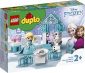 LEGO DUPLO Princess (10920). Il tea party di Elsa e Olaf