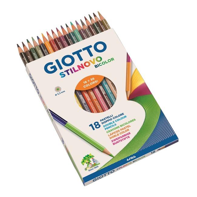 36 Giotto Pastelli a Colori Stilnovo C.F