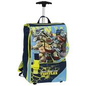 Zaino trolley deluxe Turtles  - Libraccio.it