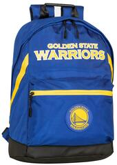 Zaino americano NBA Golden State Warriors. Azzurro
