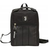 Zaino Juventus Multy Backpack Bianco e nero. Black and White