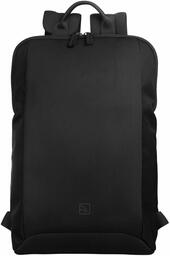 Zaino Tucano Flat Backpack Slim. Nero