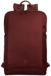 Zaino Tucano Flat Backpack Slim. Bordeaux