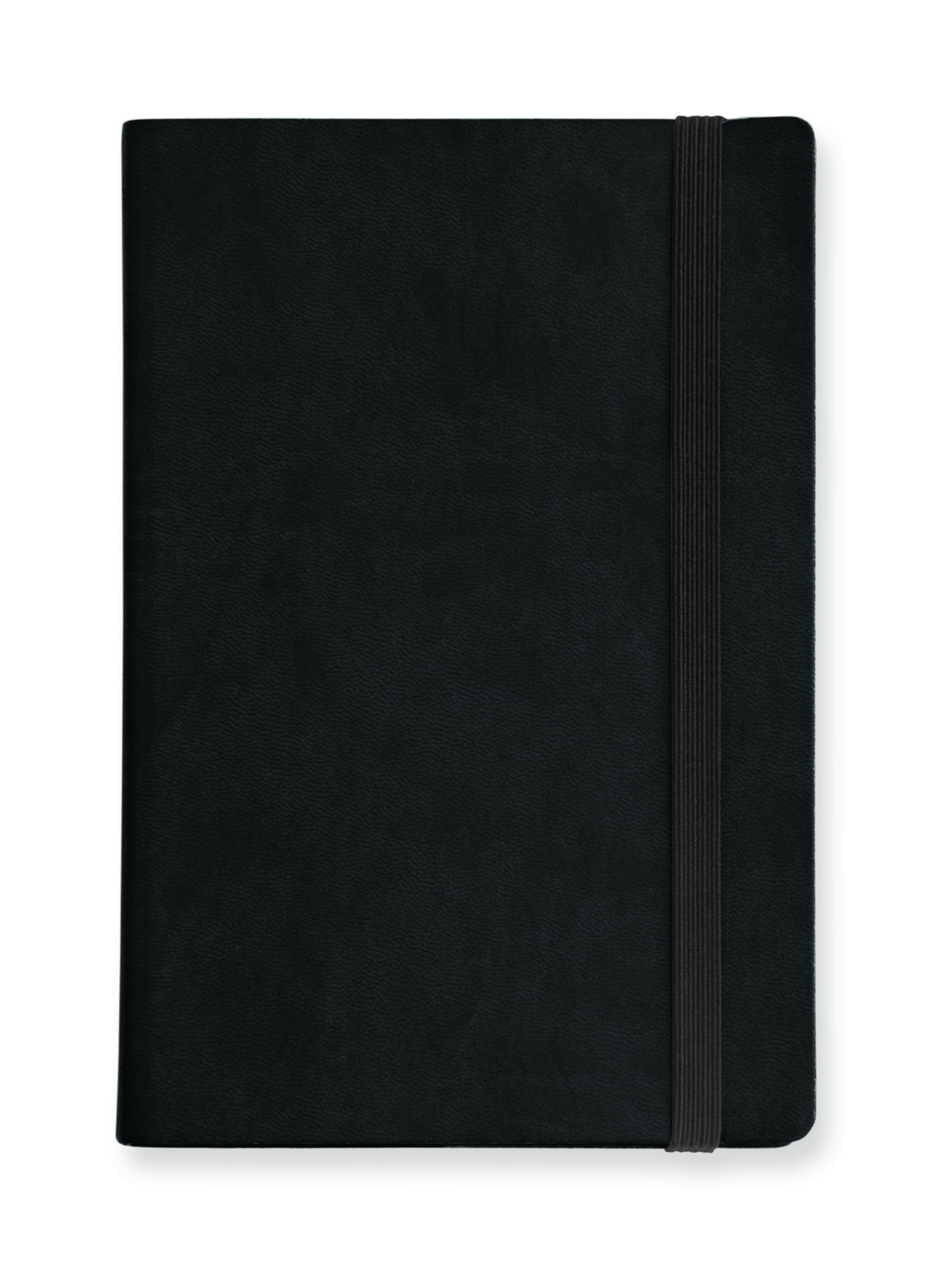 Image of My Notebook Small a pagine bianche. Nero