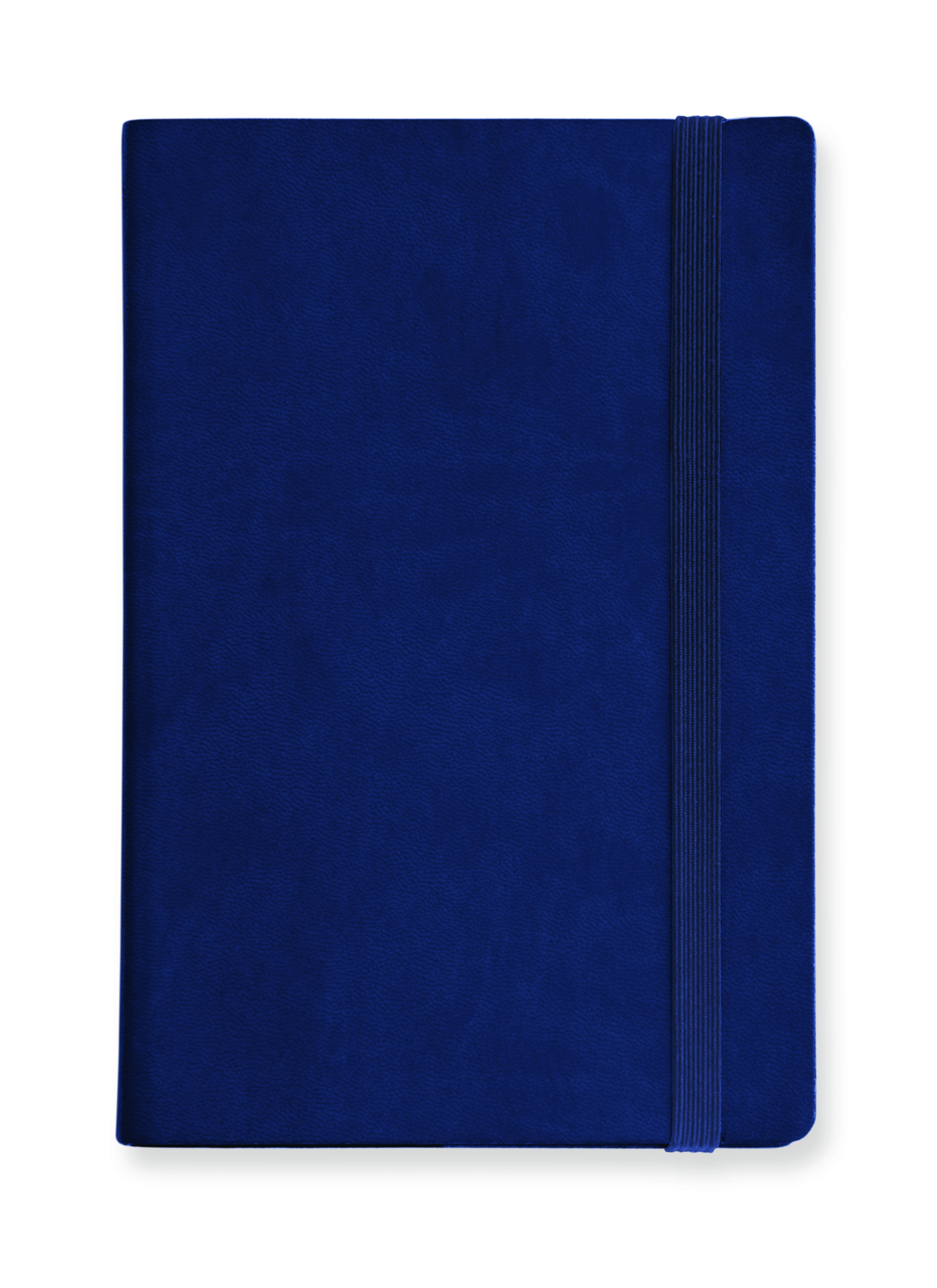 Image of My Notebook Small a pagine bianche. Blu