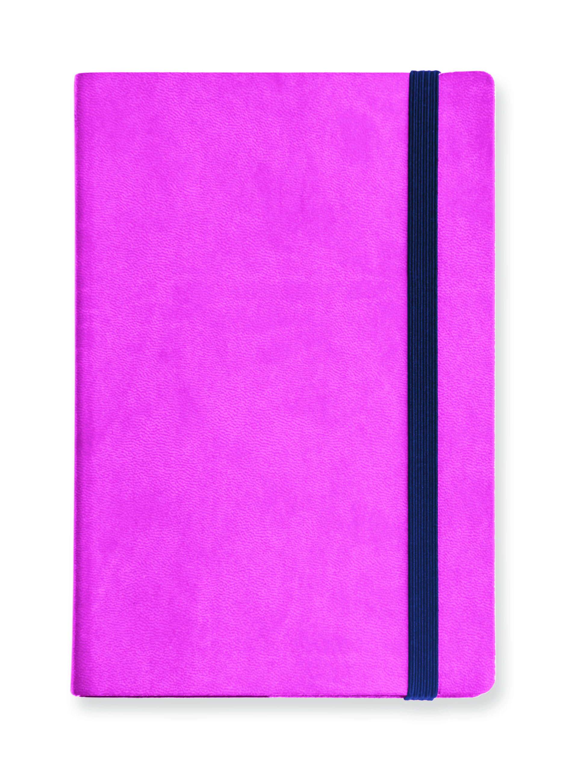 Image of My Notebook Small a pagine bianche. Magenta