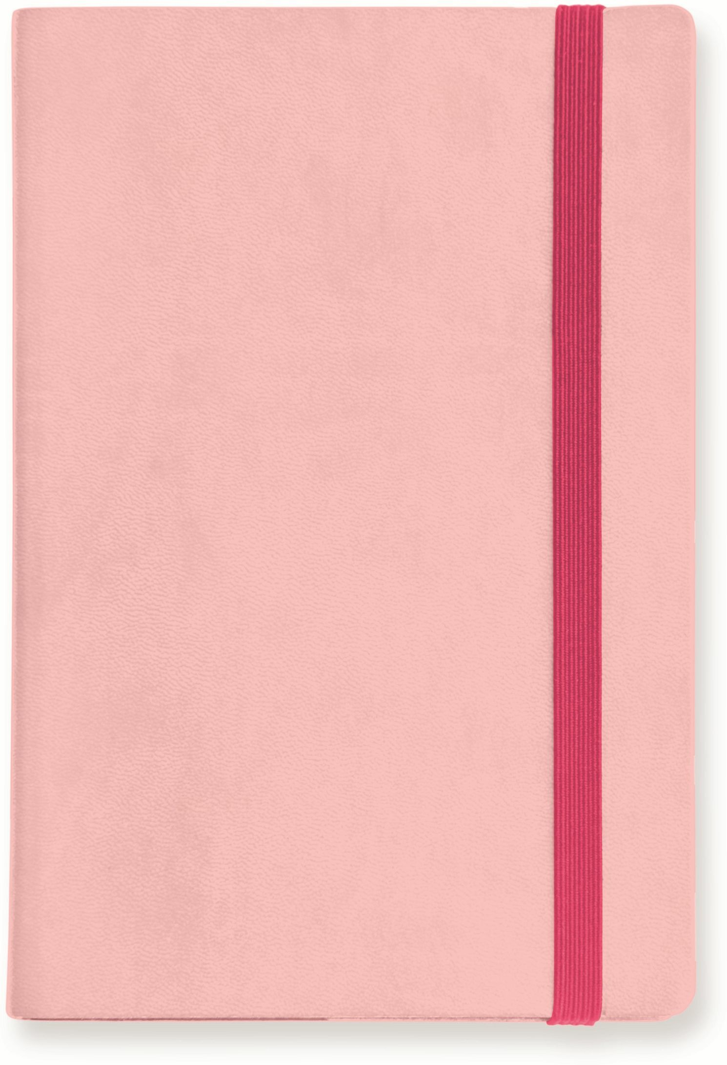 Image of My Notebook Small a pagine bianche. Rosa