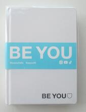 Diario BE YOU Original 2019-2020 Bianco