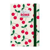Agenda Legami Photo 2020-2021, 18 mesi, settimanale Medium Ciliegie. Cherry Bomb. Con Notebook
