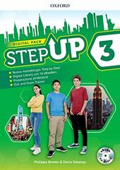 Step up. Student's book-Workbook. Con Exam, Studyapp, Mindmap, Hub, Ket. Con ebook. Con espansione online. Con DVD-ROM. Vol. 3