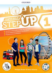 Step up gold. Student's book-Workbook-Extra book. Con e-book. Con espansioni online. Con Libro: Min map. Vol. 1
