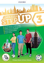 Step up gold. Student's book-Workbook-Extra book. Con e-book. Con espansione online. Vol. 3