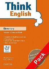 Think english. Elementary. Student's book-Workbook-Culture book. Con espansione online. Con CD Audio.