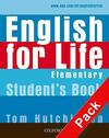 English for life. Elementary. Multipack. Student's book-Workbook. Con espansione online. Con CD-ROM
