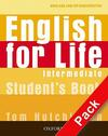 English for life. Intermediate. Student's book-Workbook. Without key. Con espansione online. Con Multi-ROM