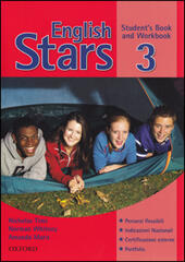 English stars. Level 3. Student's pack: Student's book-Workbook-Extra book. Con Multi-ROM