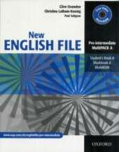 New English file. Pre-intermediate. Student's pack. Part A.