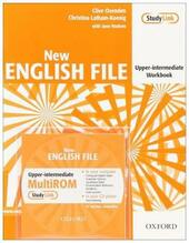 New english file. Upper intermediate. Workbook. Without key. Con Multi-ROM