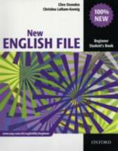 New English file. Beginner. Student's book.