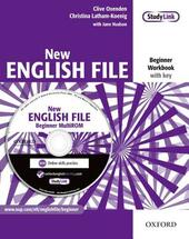 New english file. Beginner. Workbook. With key. Con Multi-ROM