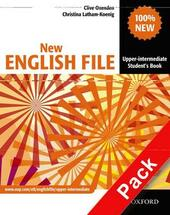 New english file. Upper-intermediate. Part B. Student's book-Workbook. With key. Con Multi-ROM