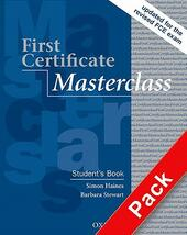First certificate masterclass. Student's book-Workbook. Without key. Con Multi-ROM