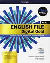 ENGLISH FILE GOLD A2/B1 PREMIUM