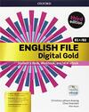 ENGLISH FILE GOLD B1+/B2 PREMIUM