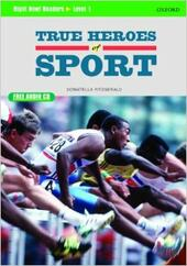 Right now! Readers level 1: True heroes of sport. Con CD Audio.