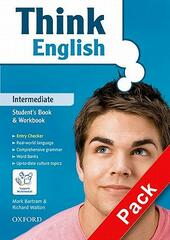 Think english. Intermediate. Student's book-Workbook-Culture book. Con espansione online. Con CD Audio. Con CD-ROM