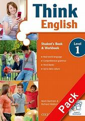 Think english. Student's book-Workbook-Think cult. Con espansione online. Con CD Audio. Con CD-ROM. Vol. 1