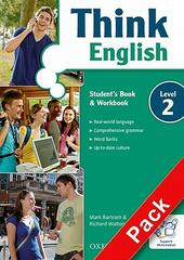 Think english. Student's book-Workbook-Think cult. Con espansione online. Con CD-ROM. Vol. 2