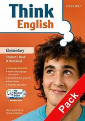 Think English. Elementary. Student's book-Workbook-My digital book. Con espansione online. Con CD-ROM