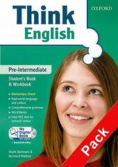 Think English. Pre-intermediate. Entry book-Student's book-Workbook-Culture book-My digital book. Con CD-ROM. Con espansione online