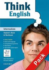 Think English. Intermediate. Entry check-Student's book-Workbook-Culture book-My digital book. Con CD-ROM. Con espansione online