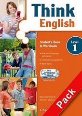Think English. Language essential-Student's book-Workbook-Culture book-My digital book. Con espansione online. Con CD-ROM. Vol. 1