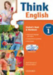 Think English. Student's book-Workbook-My digital book. Con espansione online. Con CD-ROM. Vol. 1