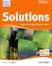 Solutions. Upper intermediate. Student's book.