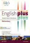 English plus. Elementary. Student's book-Workbook-My digital book. Ediz. speciale. Con espansione online