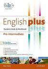 English plus. Pre-intermediate. Student's book-Workbook. Ediz. standard. Con CD Audio. Con espansione online