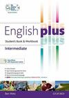 English plus. Intermediate. Student's book-Workbook-My digital book. Ediz. speciale. Con espansione online