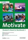 Motivate. Student's book-Workbook. Con Multi-ROM. Con espansione online. Vol. 3