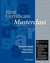 First certificate masterclass. Student's book. Con espansione online.