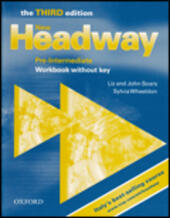 New headway. Pre-intermediate. Workbook. Without key.