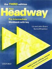 New headway. Pre-intermediate. Workbook. With key.